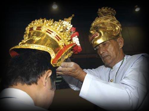 Lersi mask Blessing of the Sataban Bandit Foundation
