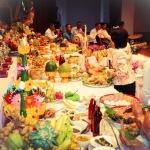 Krueang Sawey - Offerings for the Altar on Wai Kroo Ceremonies.