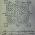 Yant Itipiso Trai Jakr - Three Chakra Yantra