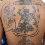 Yant Hanuman 4 Gorn