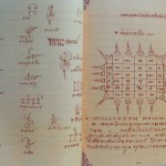 Sak Yant Designs from the Grimoire of Luang Por Guay Wat Kositaram
