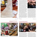 Preview of the Book Sacred Tattoos of Thailand in Absolute Thai magazine